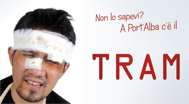 Risultati immagini per teatro tram port'alba